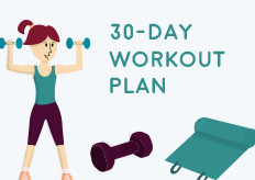 30-Day Workout Plan