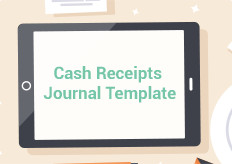 Cash Receipts Journal Template