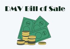 DMV Bill of Sale