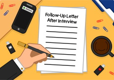 Follow-Up Letter After Interview